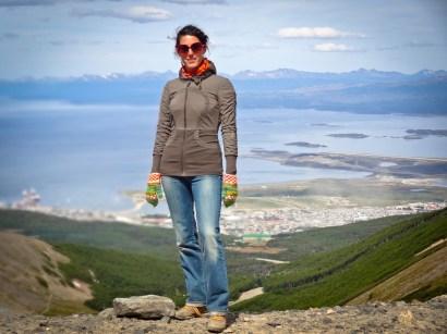 El Fin del Mundo: Ushuaia, Argentina