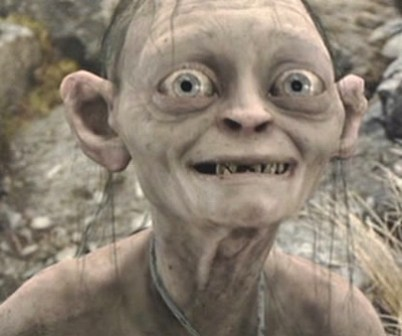Gollum will now be known as St. Smeagol the Innocent.