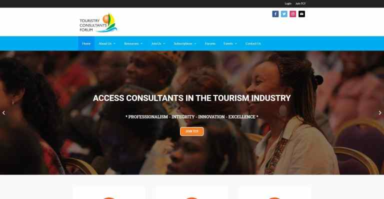 Touristry Consultants Forum