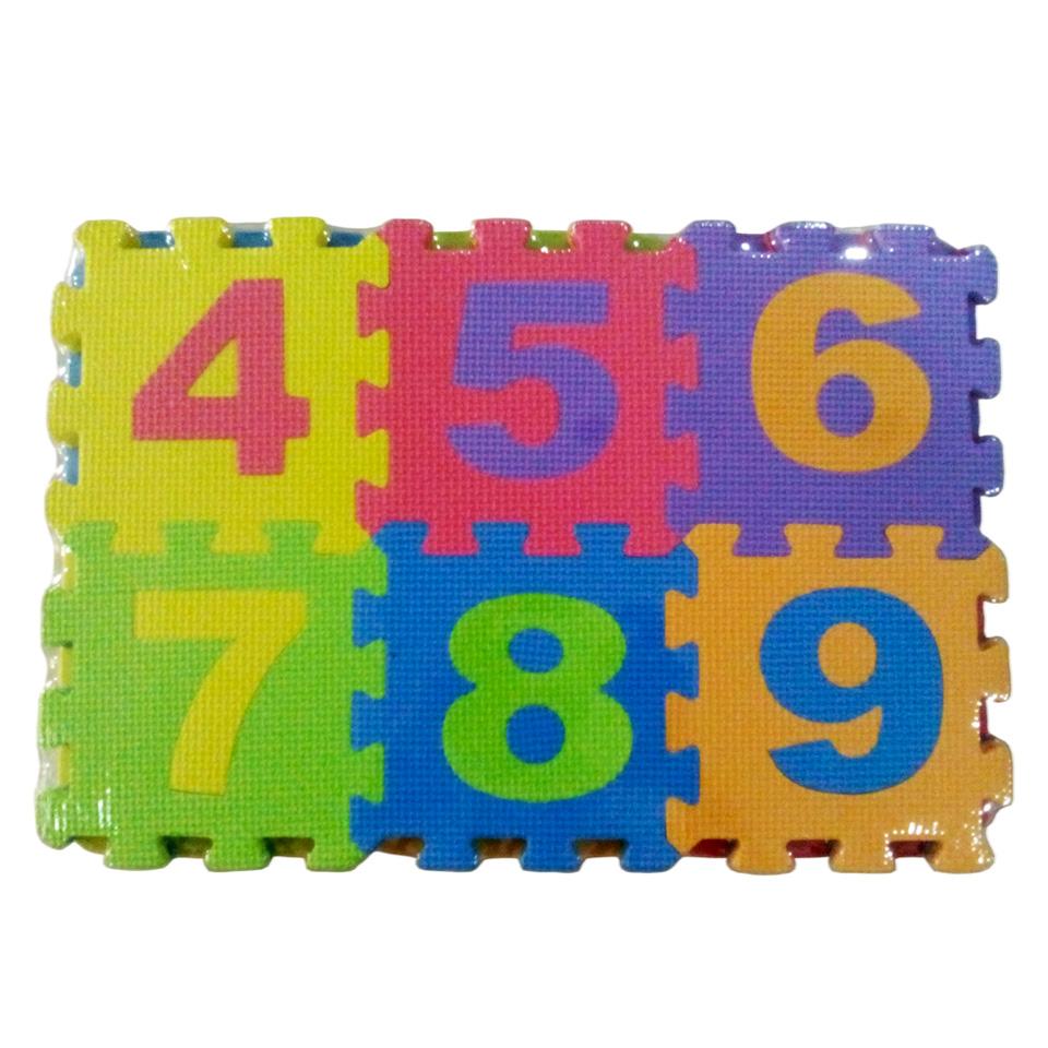 Abc Puzzle Foam Floor Mat Large  Planet X  Online Toy