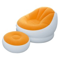 Intex - Inflatable Chair For Camping And Trips 2pcs ...