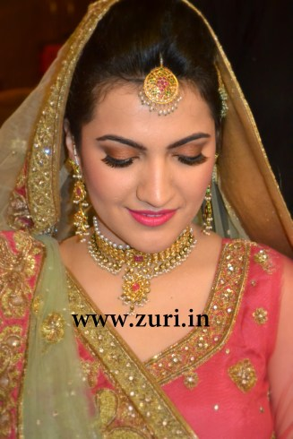 Bridal makeup by Zuri 15