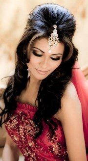 top indian bridal hairstyles