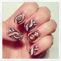 15 Bridal Nail art designs | Indian Makeup and Beauty Blog ...