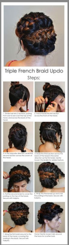 Updo hairstyles 22