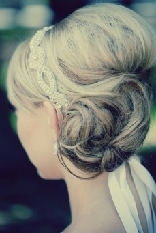 Indian bridal hairstyles updo's 23