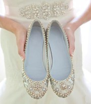 bridal shoes ballet 04