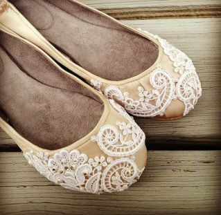 bridal shoes ballet 13