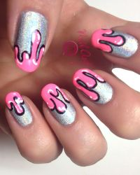 25 New nail art designs inspired by Summer2015