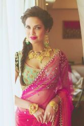 Indian bridal hairstyle images 18