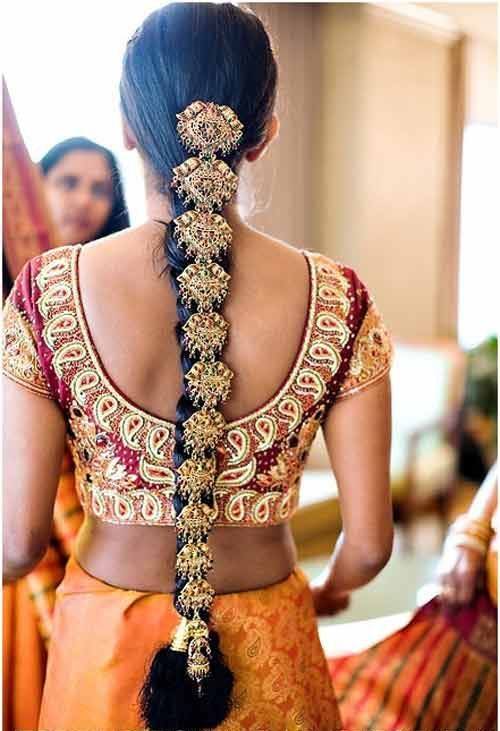 17 Amazing Braid Styles Inspired By South Indian Bridal Hairstyles