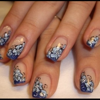 16 French manicure nail art designs to flaunt this season | Indian ...