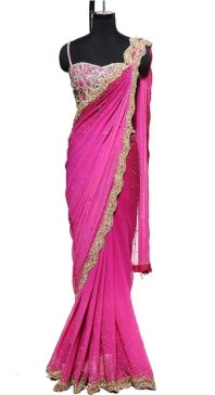 Party Wear Sarees 10