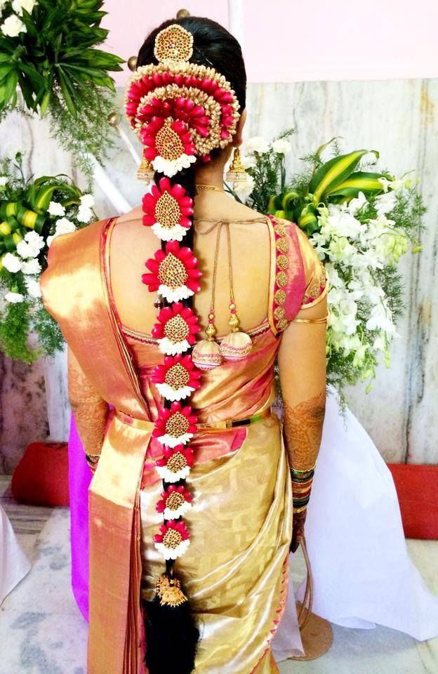 27 Indian Wedding Hairstyles For An Ultimate Traditional Look