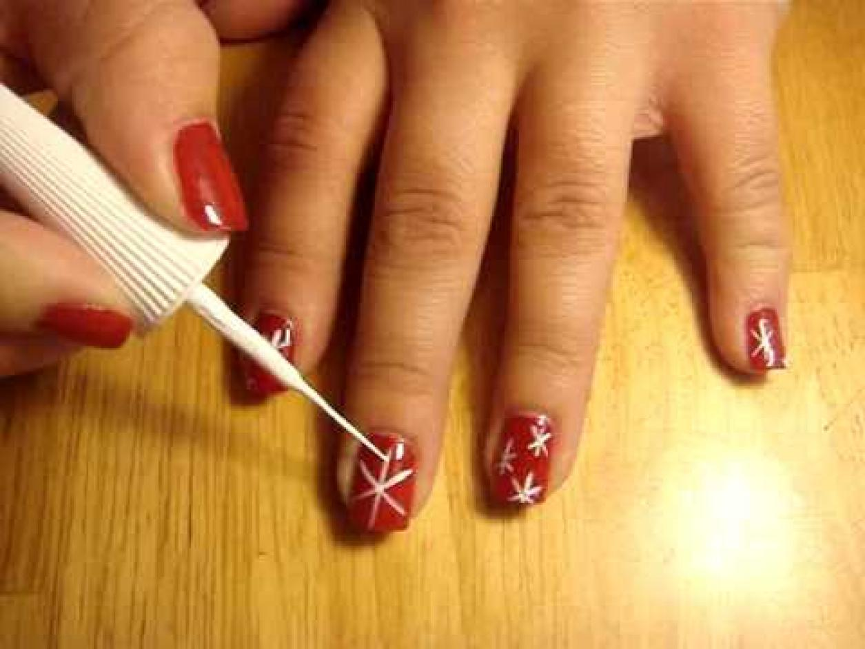 20 Awesome nail art designs explained step by step