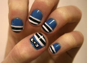 Nail Art Designs For Short Nails 22