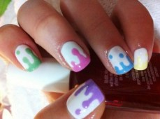 Nail Art Designs For Short Nails 24