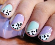 Nail Art Designs For Short Nails 34