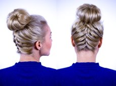 French braid hairstyles 10