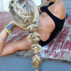 French braid hairstyles 23
