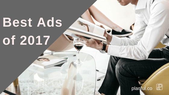 best ads of 2017