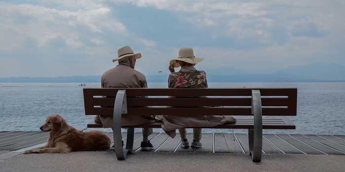 Séparation à la retraite