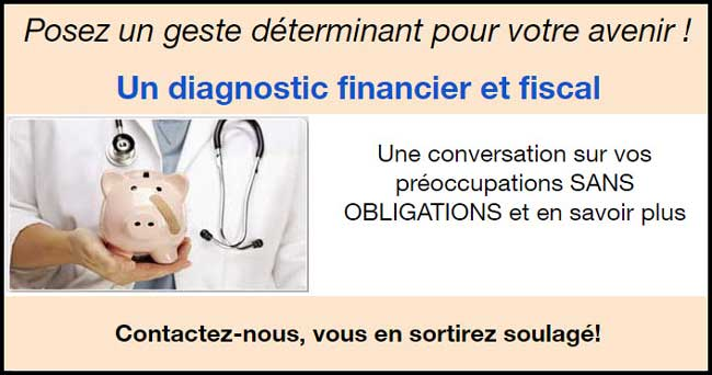 Diagnostic financier et fiscal