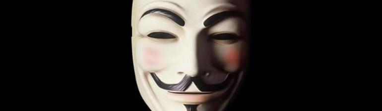 masque anonymus