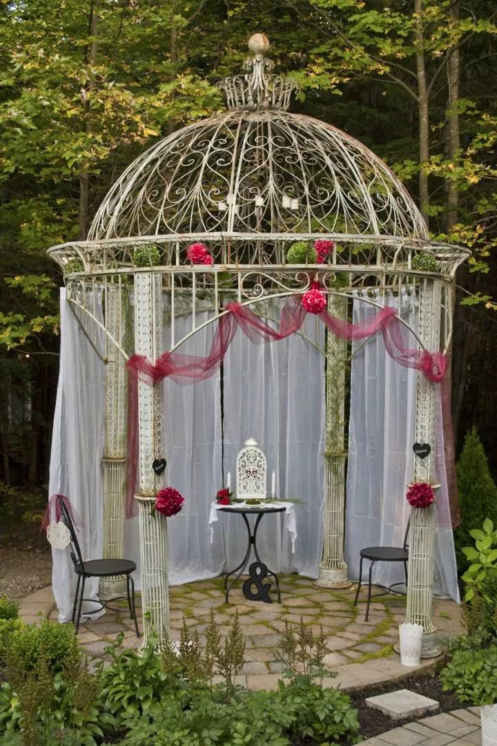 Mariage dans votre jardin  PlaniPaysage