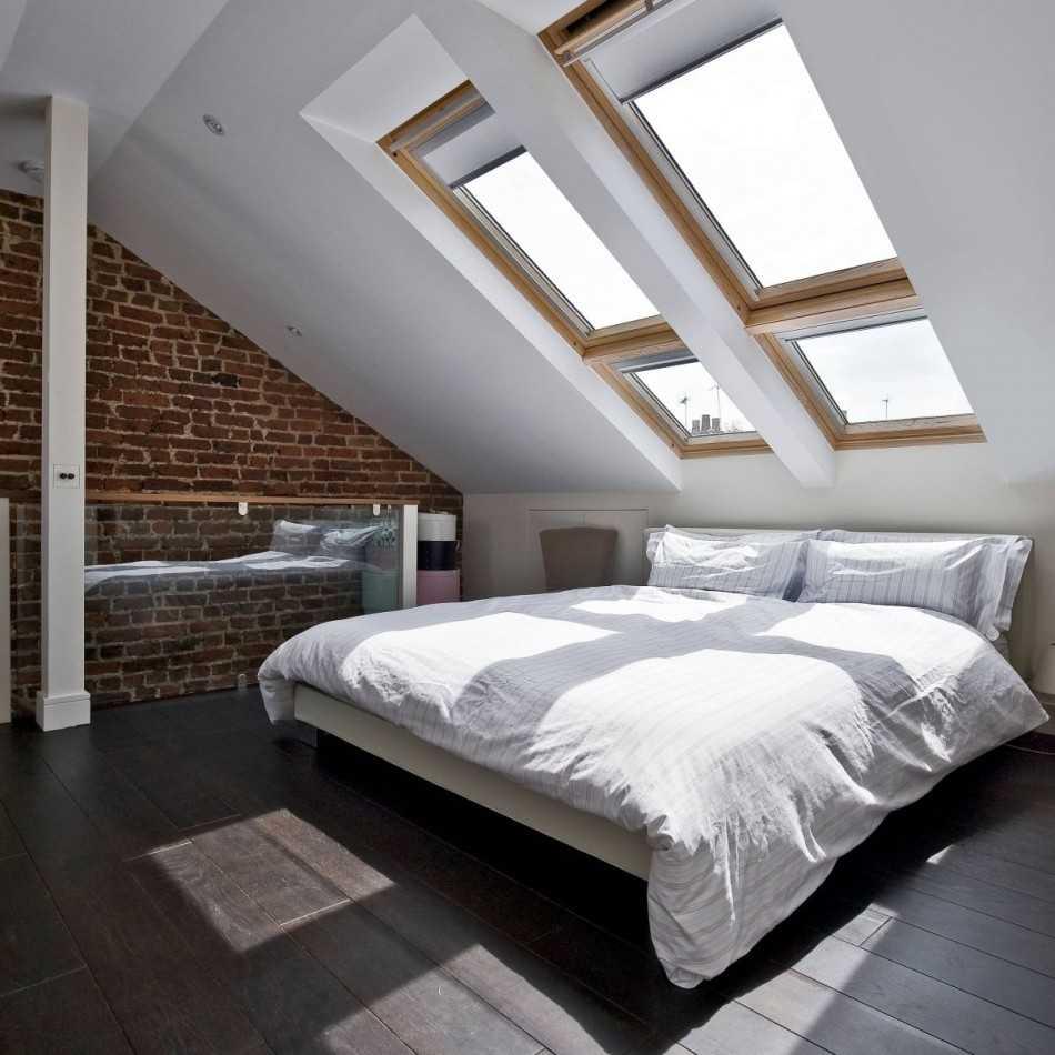 Papier Peint Chambre Mansardée a quoi ressemble une chambre dans le grenier: des photos de