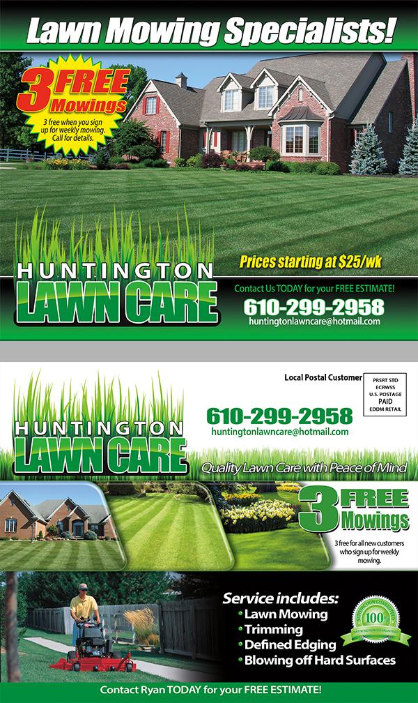 effective marketing lawn