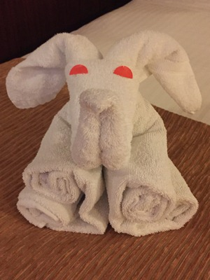 towel-elephant