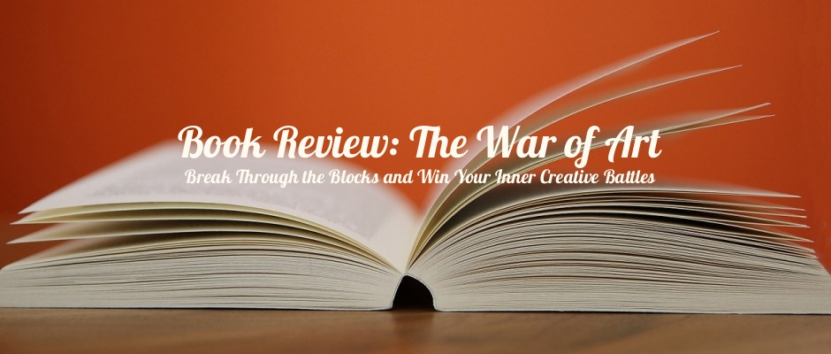 Book Review: The War of Art