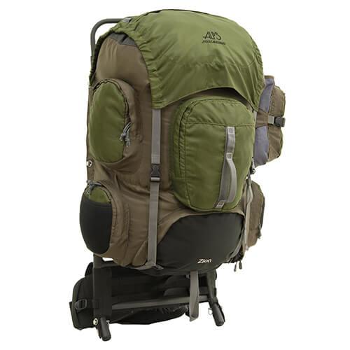 Alps Mountaineering Zion Olive Pack