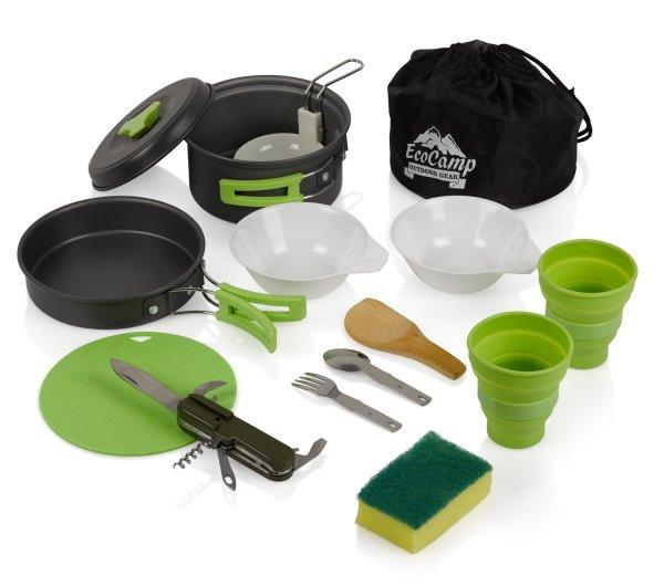 13pc Camping Mess Kit