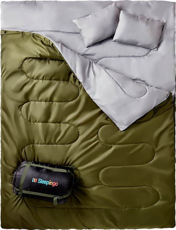 2 Person Camping Double Sleeping Bag