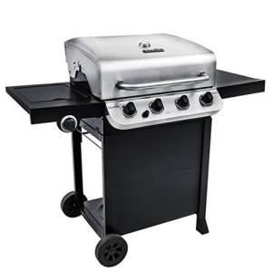 Char Broil 475 4-Burner Cart Propane Gas Grill