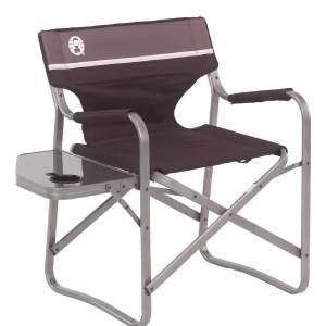 Coleman Aluminum Folding Deck Chair