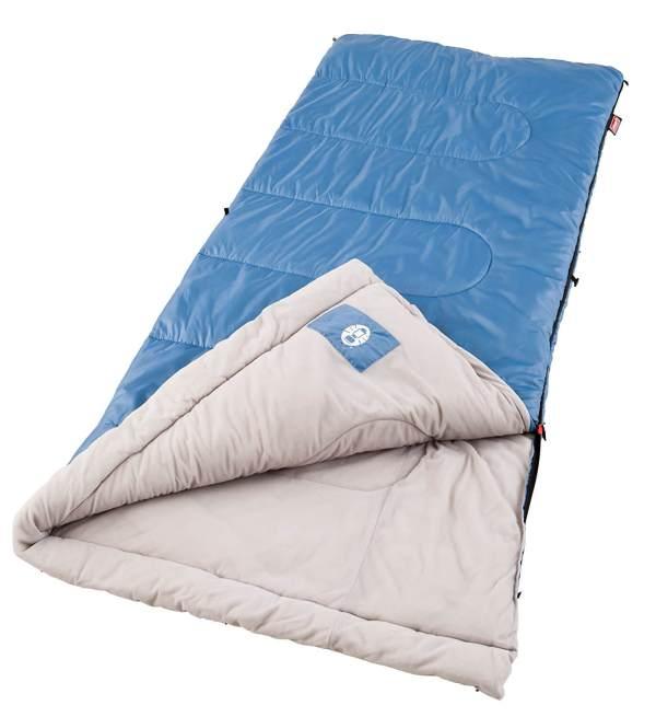 Coleman Trinidad Warm-Weather Camping Sleeping Bag
