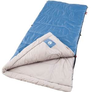 Coleman Trinidad Warm-Weather Camping Sleeping Bag