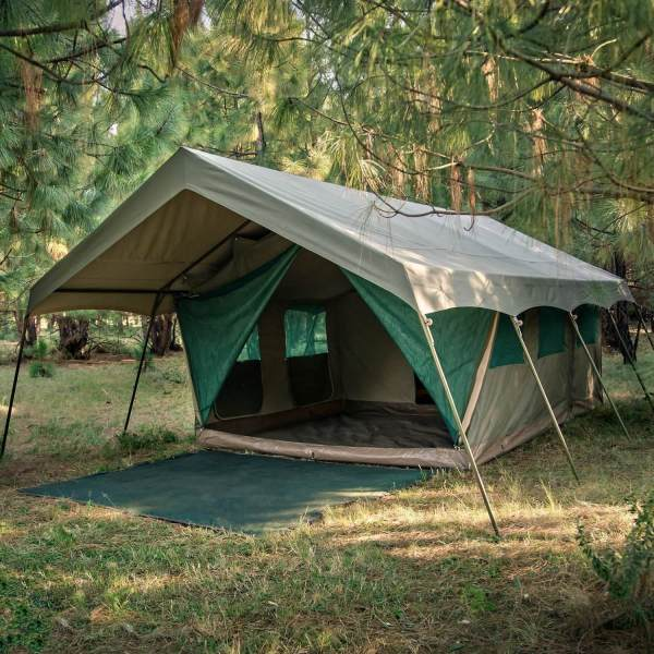 Echo 2200 Luxury Basecamp Camping Tent