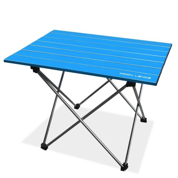 Moon Lence Portable Folding Camp Table