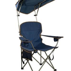 Quik Shade MAX Shade Navy Camp Chair