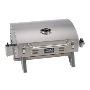Smoke Hollow 205 Stainless Steel Portable Grill
