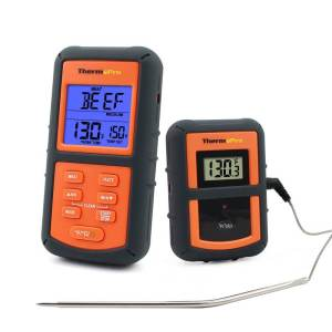 ThermoPro TP07 Remote Wireless Meat Thermometer
