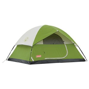 Coleman Sundome 4 Person Camp Tent