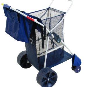 Deluxe Wonder Wheeler Wide Cart