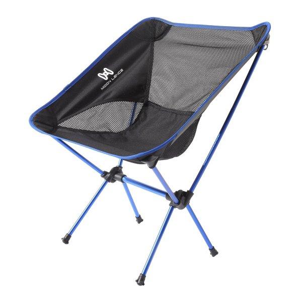 Moon Lence Ultralight Portable Folding Chair with Carry Bag