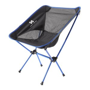 Moon Lence Ultralight Portable Folding Chair with Carry Bag