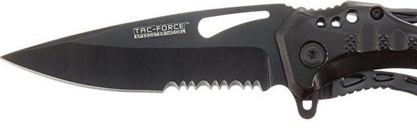 TAC Force TF-705 Series Tactical Half-Serrated Blade Folding Knife